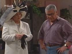 Cheryl Stark, Lou Carpenter in Neighbours Episode 2506