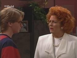 Brett Stark, Cheryl Stark in Neighbours Episode 2506
