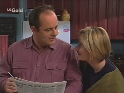 Philip Martin, Jen Handley in Neighbours Episode 2507
