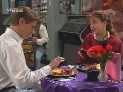 Lance Wilkinson, Hannah Martin in Neighbours Episode 2507