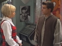 Joanna Hartman, Mark Gottlieb in Neighbours Episode 2507