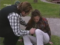 Adrian Ewart, Cody Willis in Neighbours Episode 2507