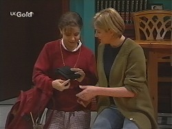 Hannah Martin, Jen Handley in Neighbours Episode 2507