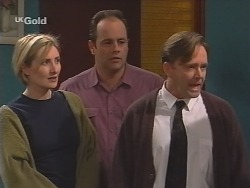 Jen Handley, Philip Martin, Bill Hails in Neighbours Episode 2507
