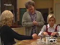 Annalise Hartman, Marlene Kratz, Joanna Hartman in Neighbours Episode 2508