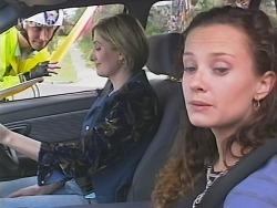 Police Officer, Jen Handley, Cody Willis in Neighbours Episode 2508