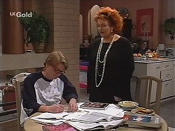Brett Stark, Cheryl Stark in Neighbours Episode 2509
