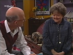 Colin Taylor, Marlene Kratz in Neighbours Episode 2509