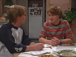 Brett Stark, Billy Kennedy in Neighbours Episode 2509