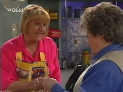 Angie Rebecchi, Marlene Kratz in Neighbours Episode 2509