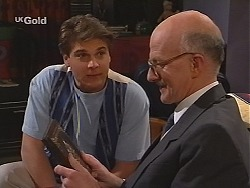 Mark Gottlieb, Colin Taylor in Neighbours Episode 2510