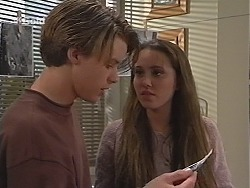 Billy Kennedy, Libby Kennedy in Neighbours Episode 2510