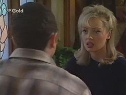 Stonie Rebecchi, Annalise Hartman in Neighbours Episode 2511