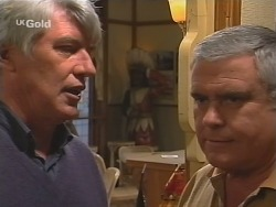 Patrick Kratz, Lou Carpenter in Neighbours Episode 2511