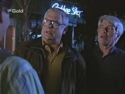 Lou Carpenter, Patrick Kratz in Neighbours Episode 2511