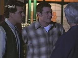 Mark Gottlieb, Stonie Rebecchi, Patrick Kratz in Neighbours Episode 2511