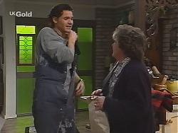 Sam Kratz, Marlene Kratz in Neighbours Episode 2511