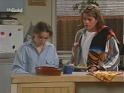 Libby Kennedy, Sonny Hammond in Neighbours Episode 2512