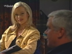 Annalise Hartman, Lou Carpenter in Neighbours Episode 2512