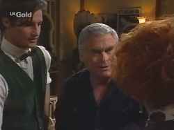 Kev Duve, Lou Carpenter, Cheryl Stark in Neighbours Episode 2512
