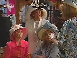 Joanna Hartman, Cheryl Stark, Annalise Hartman, Angie Rebecchi in Neighbours Episode 2512