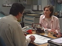 Karl Kennedy, Kate Cornwall in Neighbours Episode 2512