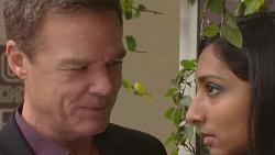 Paul Robinson, Priya Kapoor in Neighbours Episode 6526