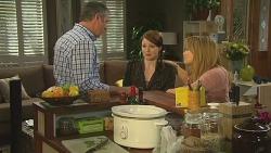 Karl Kennedy, Summer Hoyland, Natasha Williams in Neighbours Episode 6526