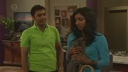 Ajay Kapoor, Priya Kapoor in Neighbours Episode 6526