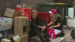 Andrew Robinson, Natasha Williams in Neighbours Episode 6527