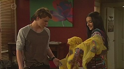 Harley Canning, Rani Kapoor in Neighbours Episode 6527