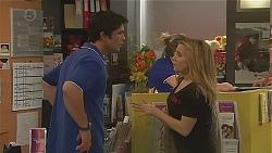 Aidan Foster, Natasha Williams in Neighbours Episode 6527