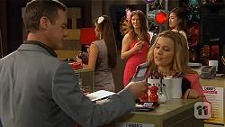 Paul Robinson, Natasha Williams in Neighbours Episode 6528