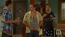 Kyle Canning, Toadie Rebecchi, Connor O