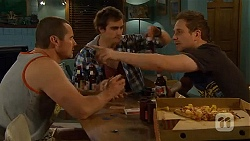 Toadie Rebecchi, Kyle Canning, Connor O