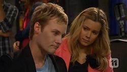 Andrew Robinson, Natasha Williams in Neighbours Episode 6528