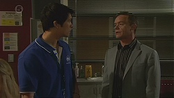 Aidan Foster, Paul Robinson in Neighbours Episode 6529