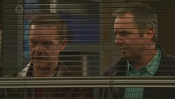 Paul Robinson, Karl Kennedy in Neighbours Episode 6529