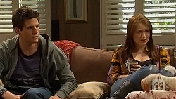 Chris Pappas, Summer Hoyland in Neighbours Episode 6530