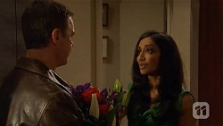 Paul Robinson, Priya Kapoor in Neighbours Episode 6530