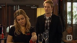Natasha Williams, Andrew Robinson in Neighbours Episode 6530