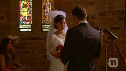 Vanessa Villante, Lucas Fitzgerald in Neighbours Episode 6531