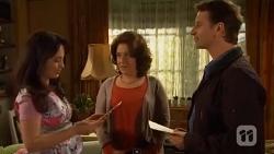 Vanessa Villante, Francesca Villante, Lucas Fitzgerald in Neighbours Episode 6531