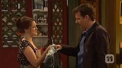 Summer Hoyland, Lucas Fitzgerald in Neighbours Episode 6531