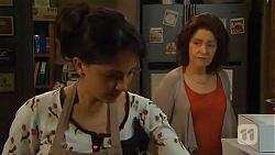 Vanessa Villante, Francesca Villante in Neighbours Episode 6531