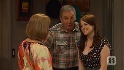 Carmel Tyler, Karl Kennedy, Summer Hoyland in Neighbours Episode 6531
