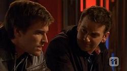 Rhys Lawson, Lucas Fitzgerald in Neighbours Episode 6531