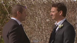 Toadie Rebecchi, Lucas Fitzgerald in Neighbours Episode 6532