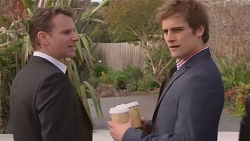 Lucas Fitzgerald, Kyle Canning in Neighbours Episode 6532