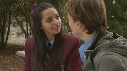 Rani Kapoor, Harley Canning in Neighbours Episode 6532